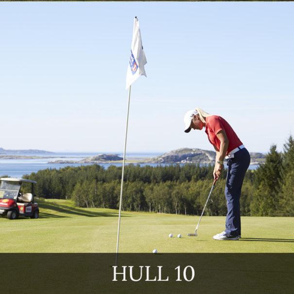 Bodø Golfpark Hull 10