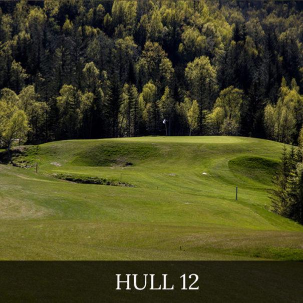 Bodø Golfpark Hull 12