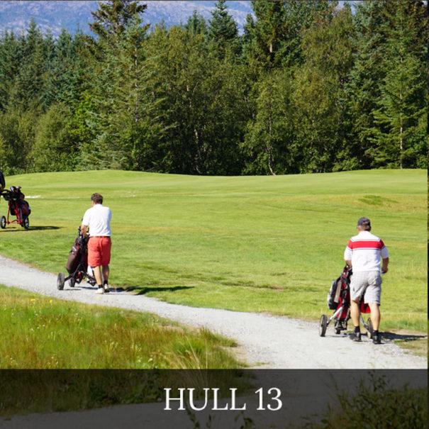 Bodø Golfpark Hull 13