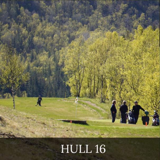 Bodø Golfpark Hull 16