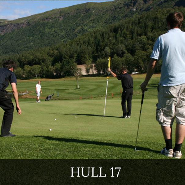 Bodø Golfpark Hull 17