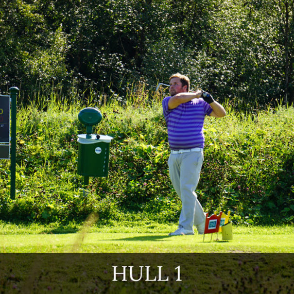 Bodø Golfpark Hull 1