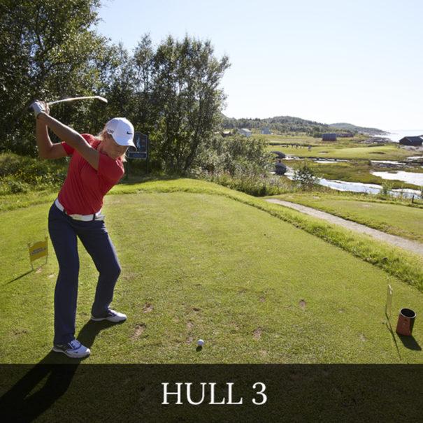 Bodø Golfpark Hull 3
