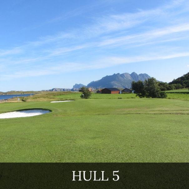 Bodø Golfpark Hull 2