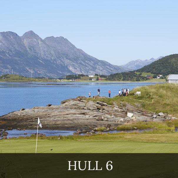 Bodø Golfpark Hull 6