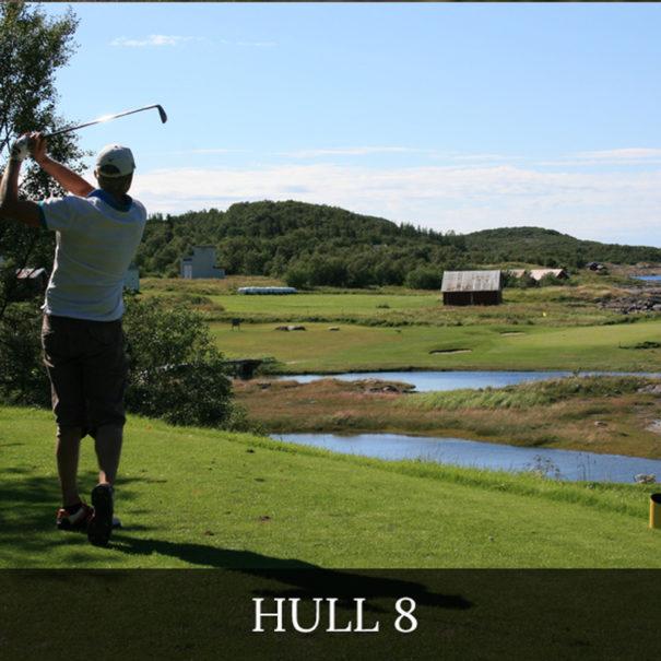 Bodø Golfpark Hull 8