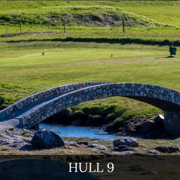 Bodø Golfpark Hull 9