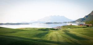Bodø Golfpark golfcourse