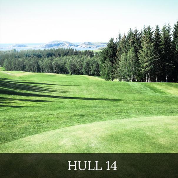 Bodø Golfpark Hull 14